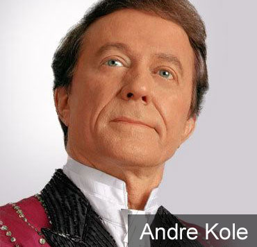 Andre Kole - Photo of world-class illusionist, Andre Kole, who investigated Jesus' miracles to see if they were real or slight of hand.