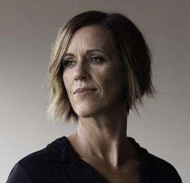 Photo of the author, Lisa Brockman