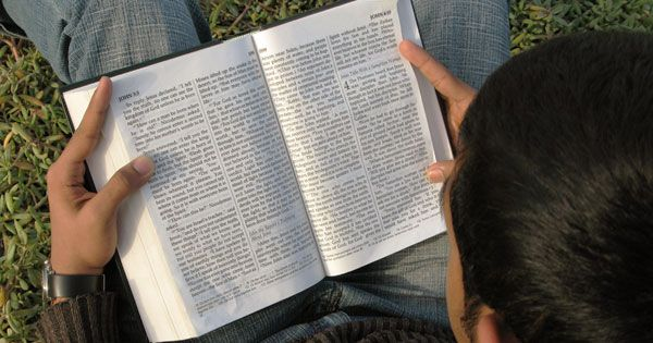 Free Bible study by email
